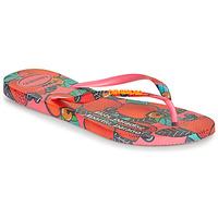 Παπούτσια Γυναίκα Σαγιονάρες Havaianas SLIM SUMMER Ροζ / Red