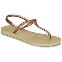 Παπούτσια Γυναίκα Σανδάλια / Πέδιλα Havaianas TWIST Beige