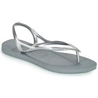 Παπούτσια Γυναίκα Σανδάλια / Πέδιλα Havaianas SUNNY II Silver