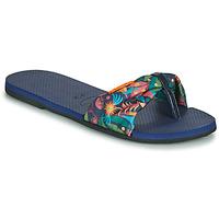 Παπούτσια Γυναίκα Σαγιονάρες Havaianas YOU SAINT TROPEZ Μπλέ
