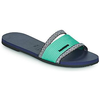 Παπούτσια Γυναίκα Σανδάλια / Πέδιλα Havaianas YOU TRANCOSO Μπλέ