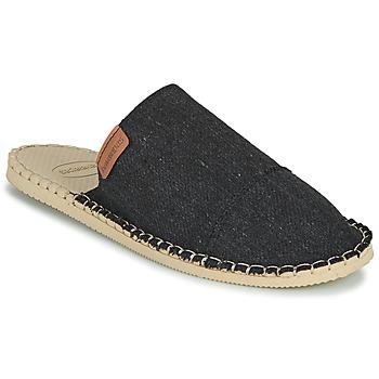 Παπούτσια Τσόκαρα Havaianas ESPADRILLE MULE ECO Black