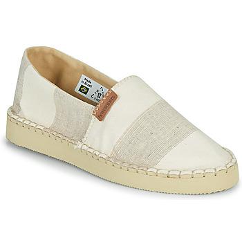 Παπούτσια Γυναίκα Εσπαντρίγια Havaianas ESPADRILLE CLASSIC FLATFORM ECO Beige
