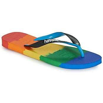 Παπούτσια Σαγιονάρες Havaianas TOP LOGOMANIA MULTICOLOR Multicolour