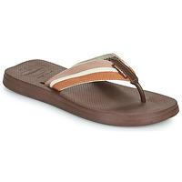 Παπούτσια Άνδρας Σαγιονάρες Havaianas NEW URBAN WAY Black / Brown