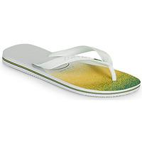 Παπούτσια Σαγιονάρες Havaianas BRASIL FRESH Άσπρο