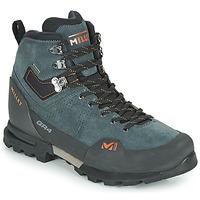 Παπούτσια Άνδρας Πεζοπορίας Millet GR4 GORETEX Grey / Orange