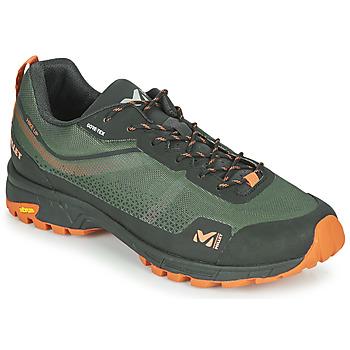 Παπούτσια Άνδρας Πεζοπορίας Millet HIKE UP GORETEX Green / Black