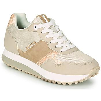 Παπούτσια Γυναίκα Χαμηλά Sneakers MTNG 60033 Beige