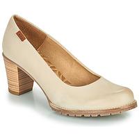 Παπούτσια Γυναίκα Γόβες MTNG 51078 Beige