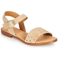 Παπούτσια Γυναίκα Σανδάλια / Πέδιλα MTNG 51062 Beige