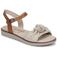 Παπούτσια Γυναίκα Σανδάλια / Πέδιλα MTNG 50506 Beige