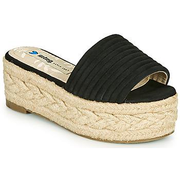 Παπούτσια Γυναίκα Τσόκαρα MTNG 51118 Black