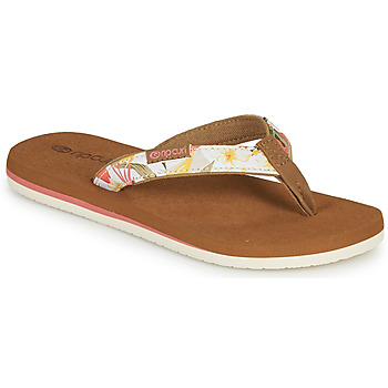 Παπούτσια Κορίτσι Σαγιονάρες Rip Curl FREEDOM MINI Ροζ