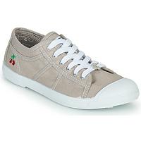 Παπούτσια Γυναίκα Χαμηλά Sneakers Le Temps des Cerises BASIC LACE Beige