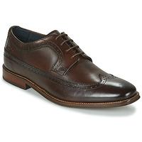 Παπούτσια Άνδρας Derby Base London HAVISHAM Brown