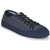 Παπούτσια Άνδρας Χαμηλά Sneakers Base London CARGO Μπλέ
