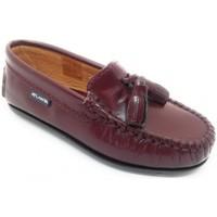 Παπούτσια Παιδί Μοκασσίνια Atlanta 24268-18 Bordeaux
