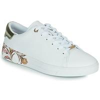 Παπούτσια Γυναίκα Χαμηλά Sneakers Ted Baker TIRIEY Άσπρο