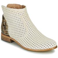 Παπούτσια Γυναίκα Μπότες Muratti REBAIS Ivory