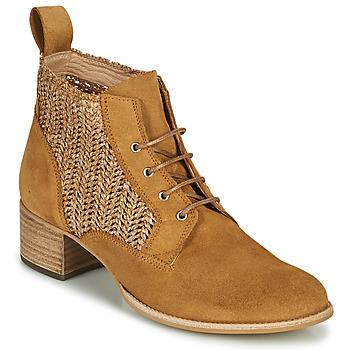 Παπούτσια Γυναίκα Μπότες Muratti REAUX Whisky