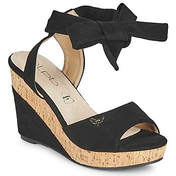 Παπούτσια Γυναίκα Σανδάλια / Πέδιλα Les Petites Bombes BELA Black