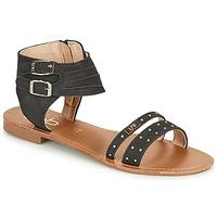 Παπούτσια Γυναίκα Σανδάλια / Πέδιλα Les Petites Bombes BELIZE Black