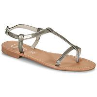 Παπούτσια Γυναίκα Σανδάλια / Πέδιλα Les Petites Bombes BULLE Grey