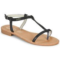 Παπούτσια Γυναίκα Σανδάλια / Πέδιλα Les Petites Bombes BULLE Black