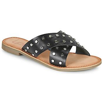 Παπούτσια Γυναίκα Τσόκαρα Les Petites Bombes BELMA Black