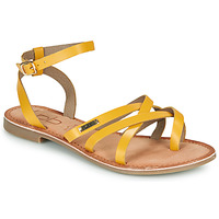 Παπούτσια Γυναίκα Σανδάλια / Πέδιλα Les Petites Bombes BERYLE Yellow