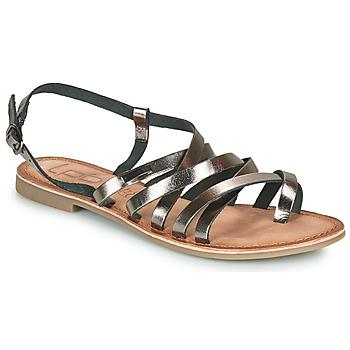 Παπούτσια Γυναίκα Σανδάλια / Πέδιλα Les Petites Bombes BRENDA Grey