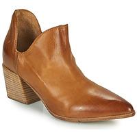 Παπούτσια Γυναίκα Χαμηλές Μπότες Moma OSTUMI Brown