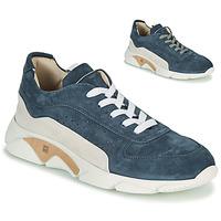 Παπούτσια Άνδρας Χαμηλά Sneakers Moma NEW-CASTLE Μπλέ