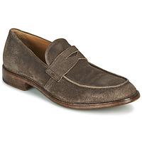 Παπούτσια Άνδρας Μοκασσίνια Moma NOTTINGHAM Brown