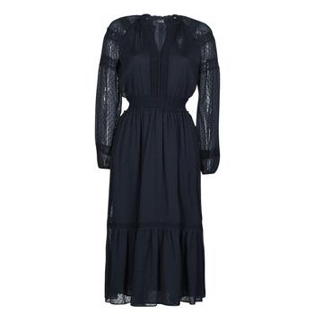 Υφασμάτινα Γυναίκα Μακριά Φορέματα Lauren Ralph Lauren JAIRA Μπλέ