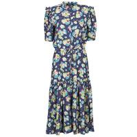 Υφασμάτινα Γυναίκα Μακριά Φορέματα Lauren Ralph Lauren BAYZEE Multicolour