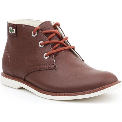 Παπούτσια Γυναίκα Μπότες Lacoste Sherbrook HI SB SPJ 7-30SPJ101177T brown