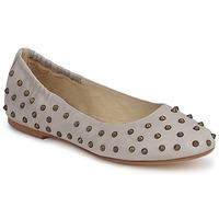 Παπούτσια Γυναίκα Μπαλαρίνες Now CROTONE Beige