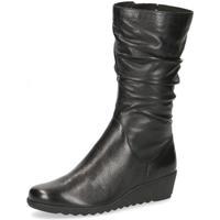 Παπούτσια Γυναίκα Μπότες για την πόλη Caprice Boots Wedges Black Black