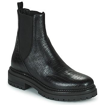 Παπούτσια Γυναίκα Μπότες Minelli LAMINA Black