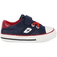 Παπούτσια Αγόρι Χαμηλά Sneakers Chika 10 24453-18 Μπλέ