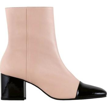 Παπούτσια Γυναίκα Μποτίνια Högl Jane Nude Schwarz Beige