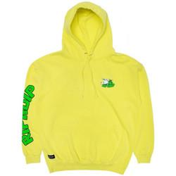 Υφασμάτινα Άνδρας Φούτερ Ripndip Teenage mutant hoodie Πράσινο