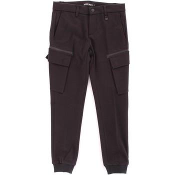 Υφασμάτινα Αγόρι παντελόνι παραλλαγής Antony Morato MKTR00162-800130 Nero