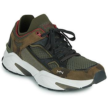 Παπούτσια Άνδρας Χαμηλά Sneakers Skechers KRAZ - THURSTON Brown