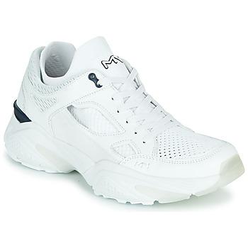 Παπούτσια Άνδρας Χαμηλά Sneakers Skechers KRAZ - THURSTON Άσπρο