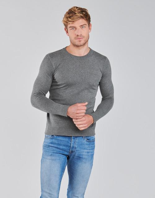 Υφασμάτινα Άνδρας Πουλόβερ BOTD OLDMAN Grey