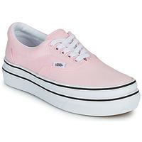 Παπούτσια Γυναίκα Χαμηλά Sneakers Vans  Ροζ