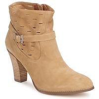 Παπούτσια Γυναίκα Μποτίνια One Step VIRNA Fauve